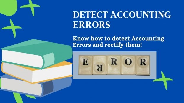 Detect Accounting and bookkeeping Errors